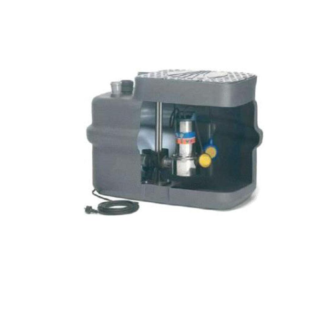 SAR 250 для загрязненной воды