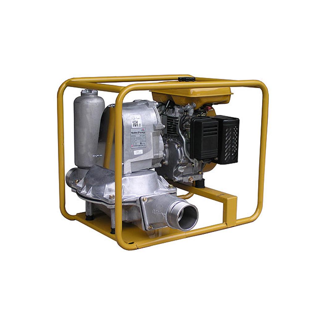 Бензиновые мотопомпы для густых и вязких жидкостей
