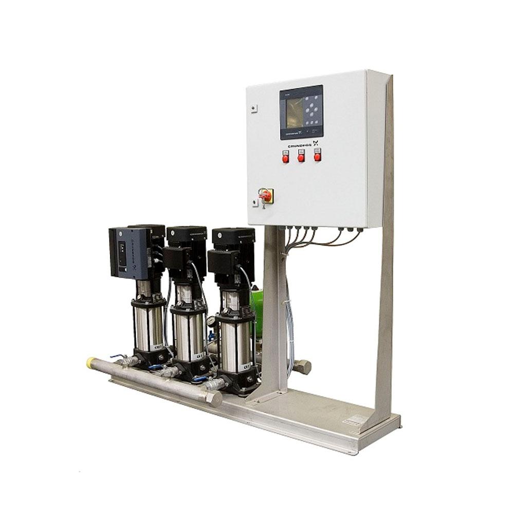 Установки повышения давления и водоснабжения (Hydro MPC, Hydro Multi-E/S)