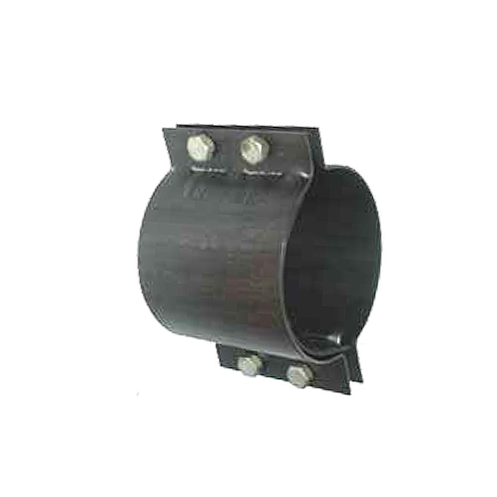 Хомут ремонтный двухсторонний штампованный (сталь 20)