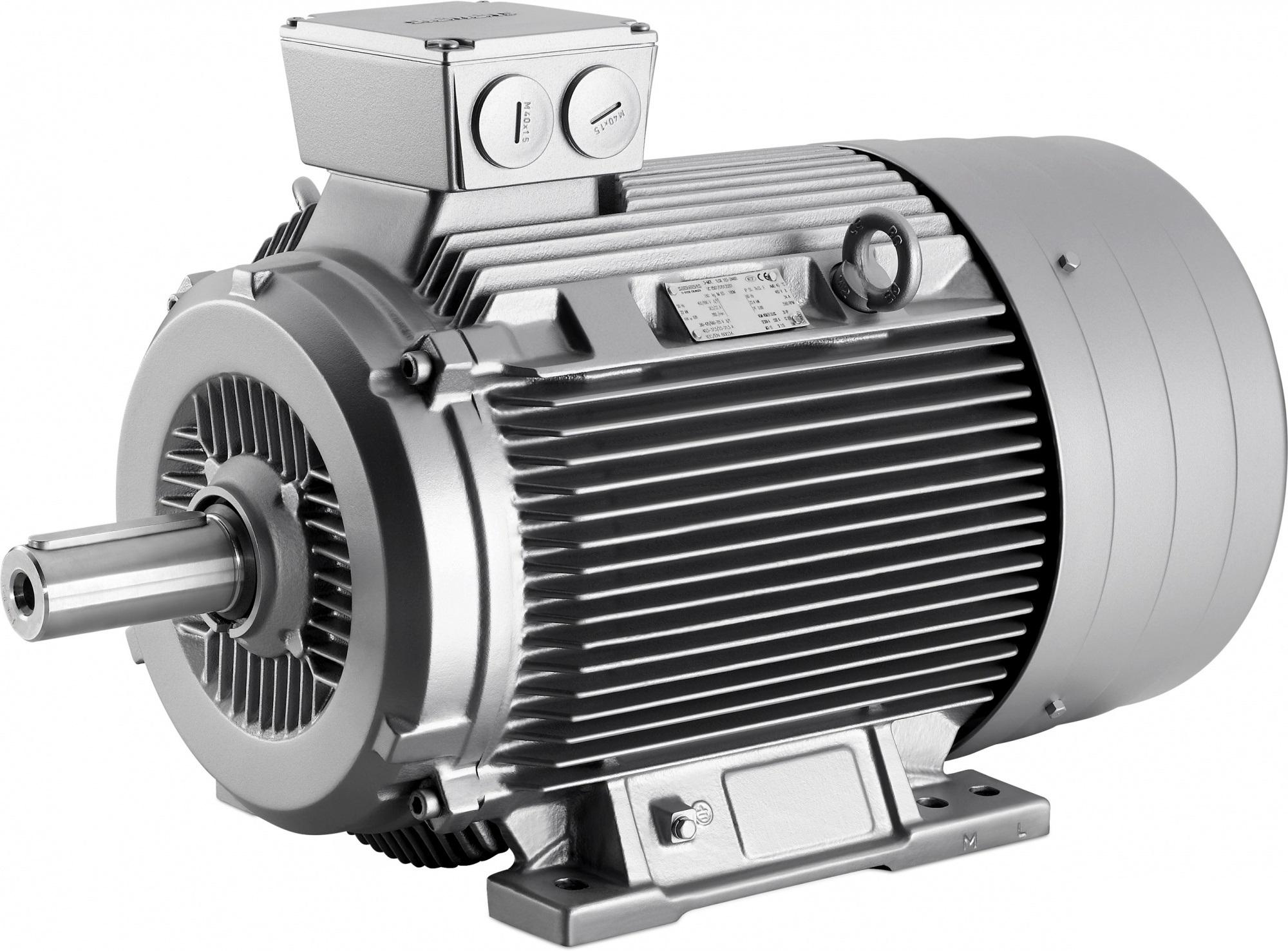Электродвигатели Siemens  1LG - 180 габарит