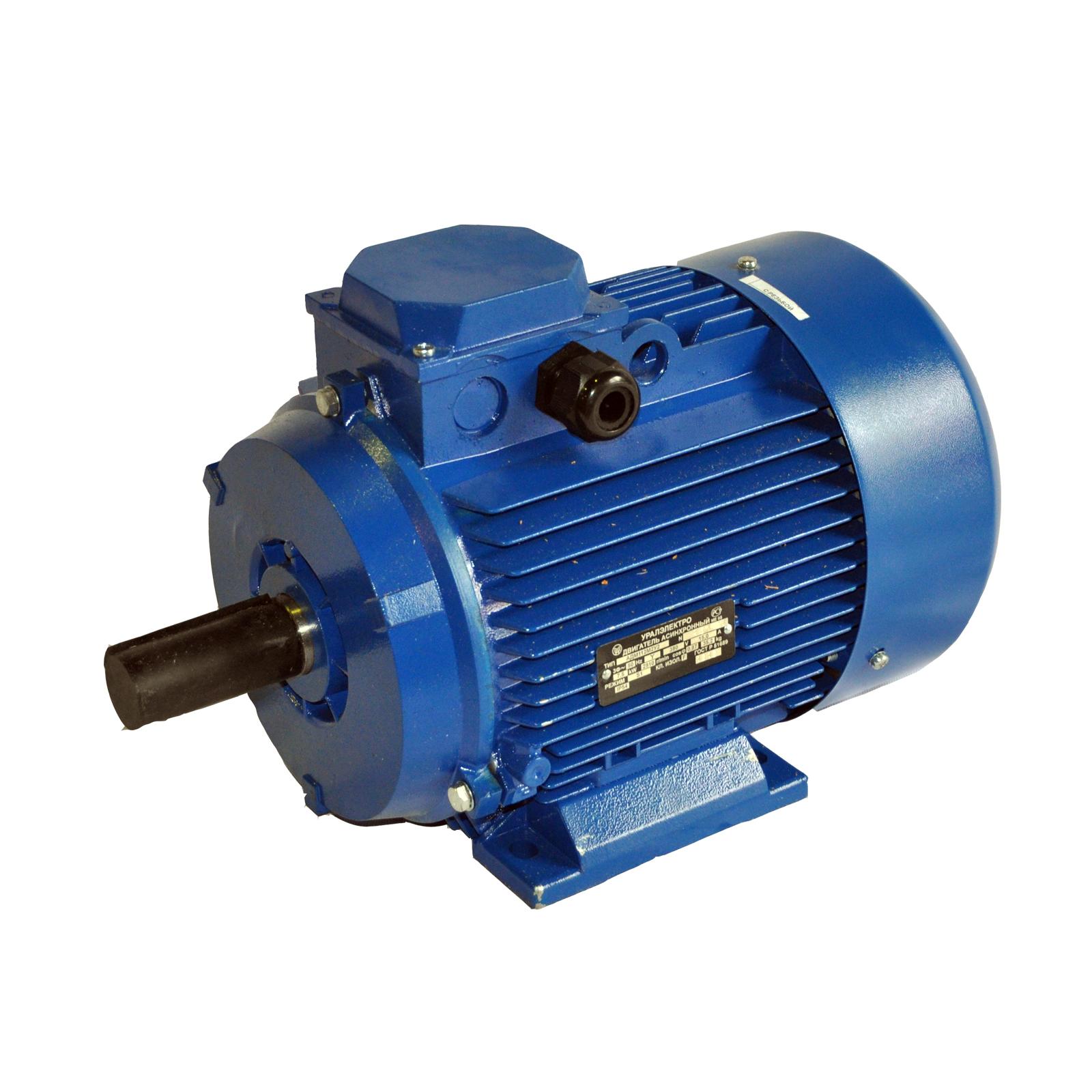 Электродвигатели  АИР 112