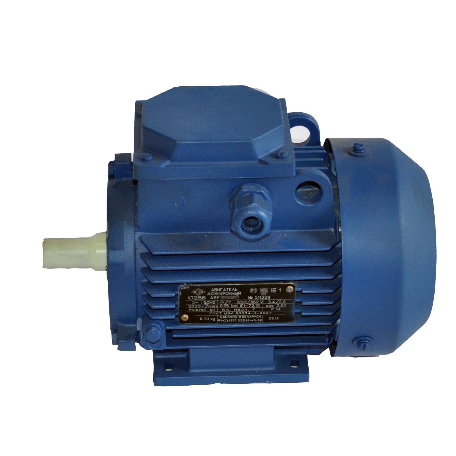 Электродвигатели  АИР 63