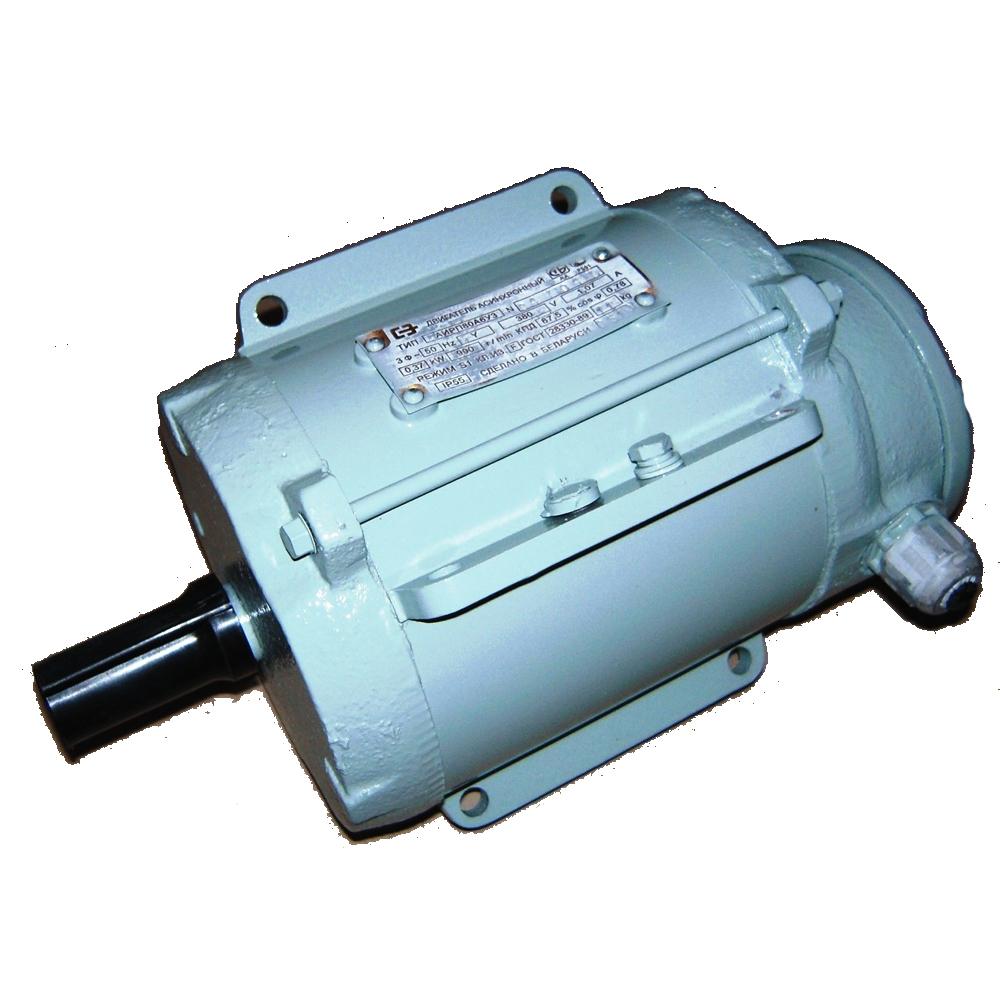Электродвигатели для привода осевых вентиляторов в птицеводческих помещениях АИРП 80