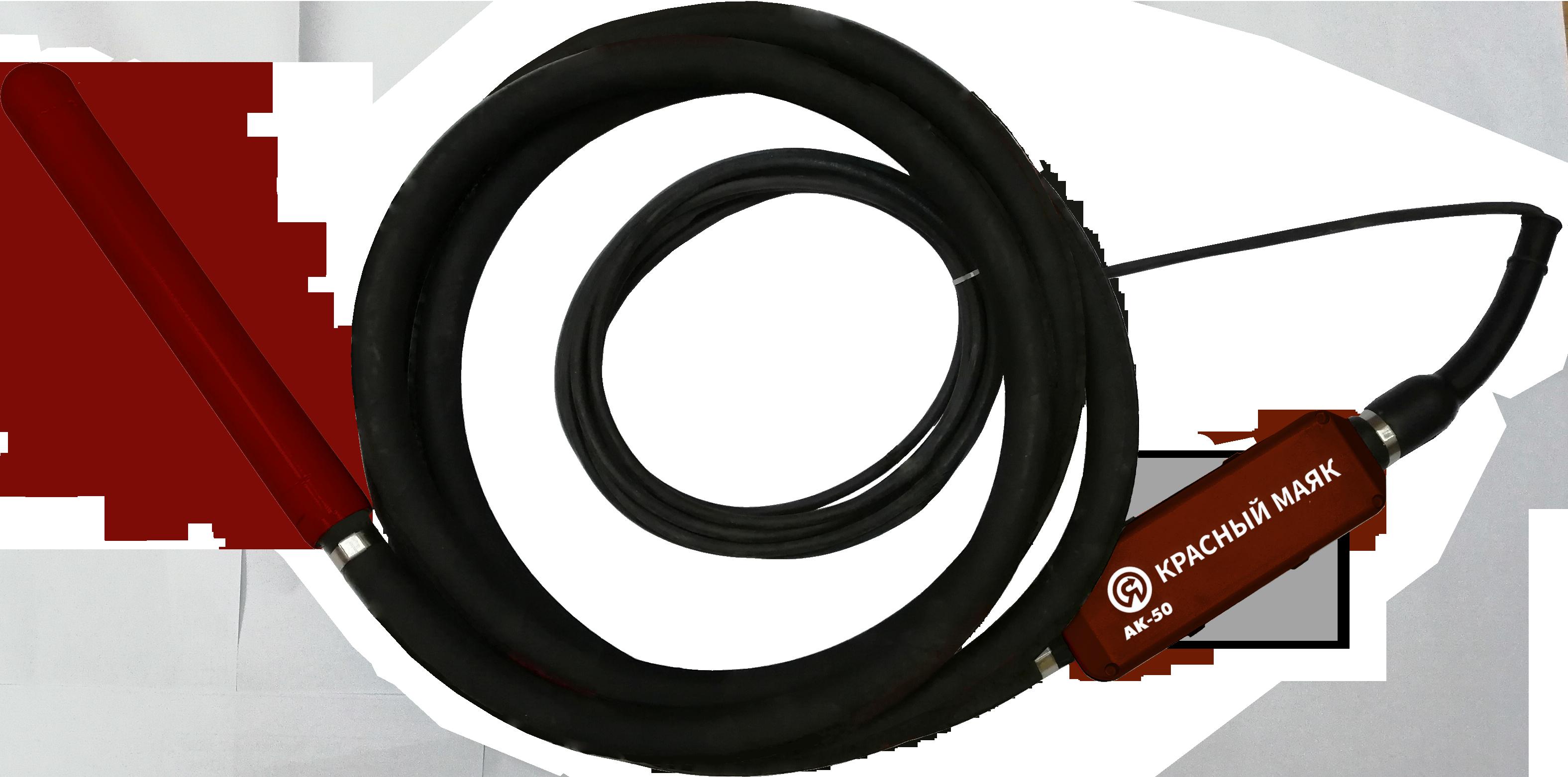 АК-50 220В глубинный вибратор