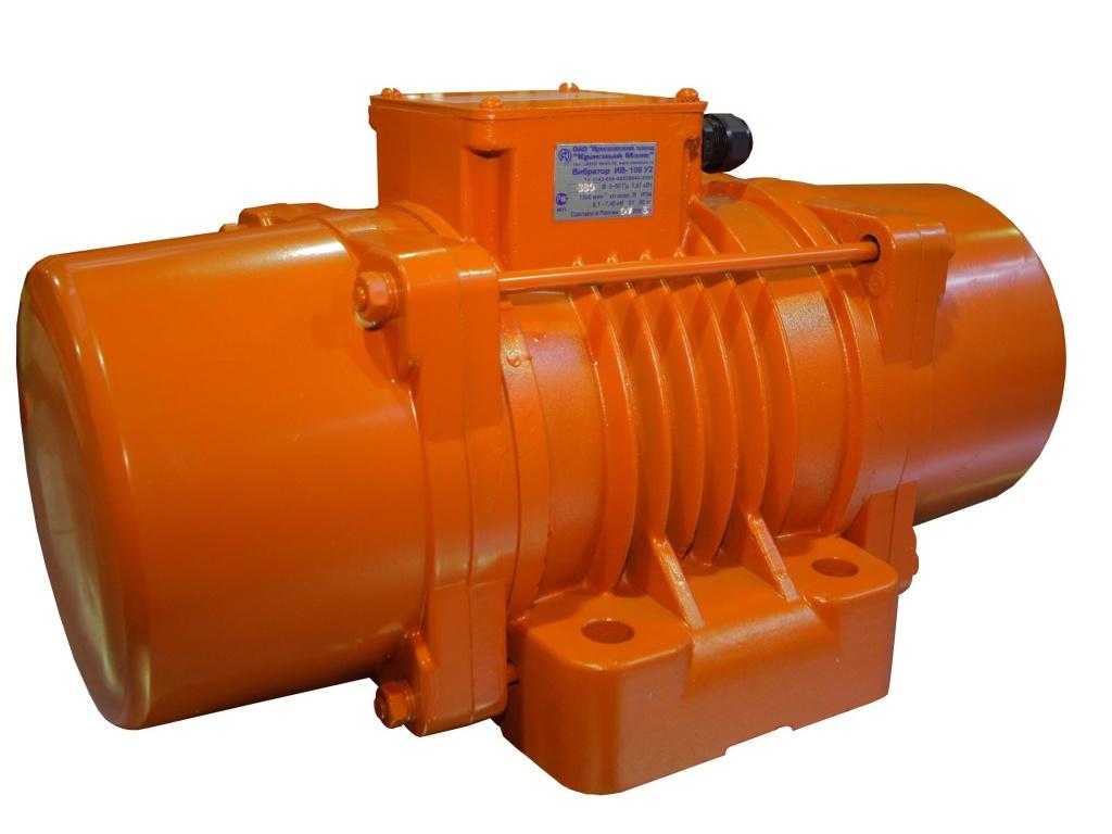 ИВ-106Э 380В площадочный вибратор