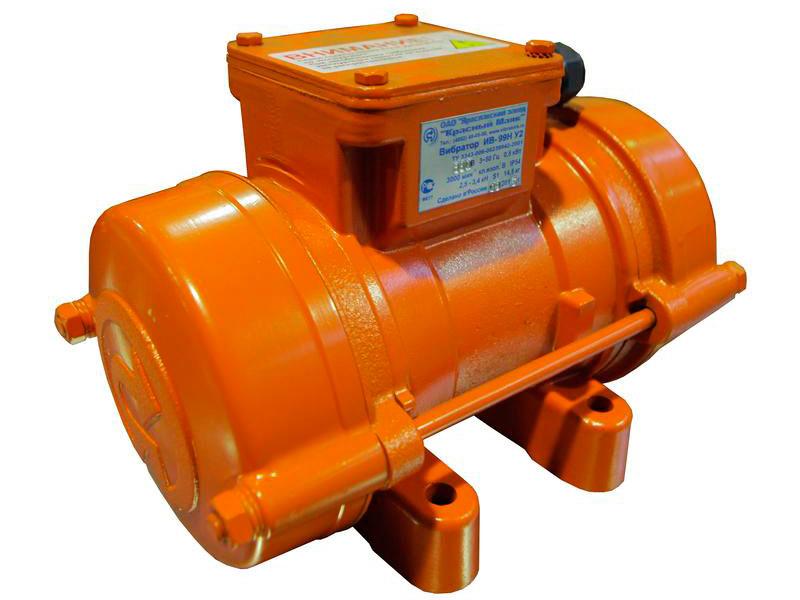 ИВ-127Э 380В площадочный вибратор