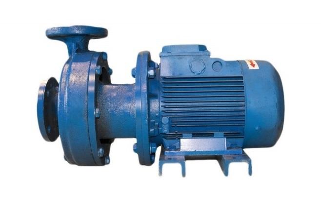 Консольно-моноблочный насос КМ80-50-250