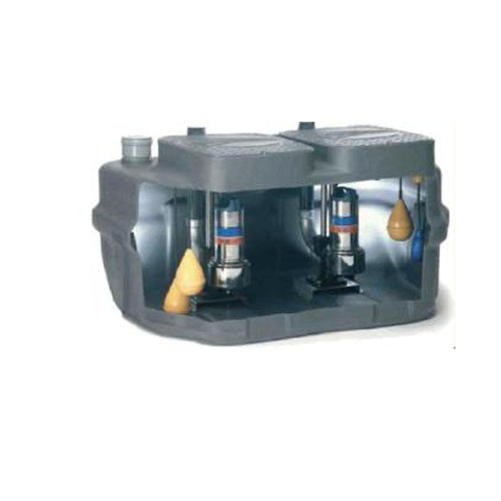 SAR 550 для слабозагр. воды