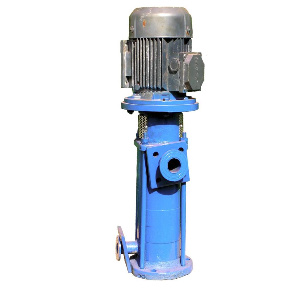 Вертикальный секционный насос ЦНС (ЦНСГ) 10